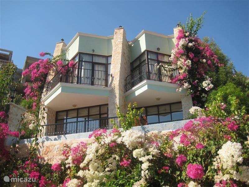 Vakantiehuis Turkije, Lycische Kust, Kalkan villa Villa Itimat