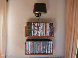 Meer dan vijftig DVD films