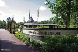Entree van Landgoed Ruighenrode.