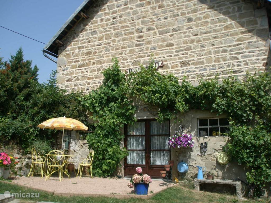 Vacation rental France, Auvergne, Saint-Gervais-d'Auvergne  gîte / cottage La Trouvaille