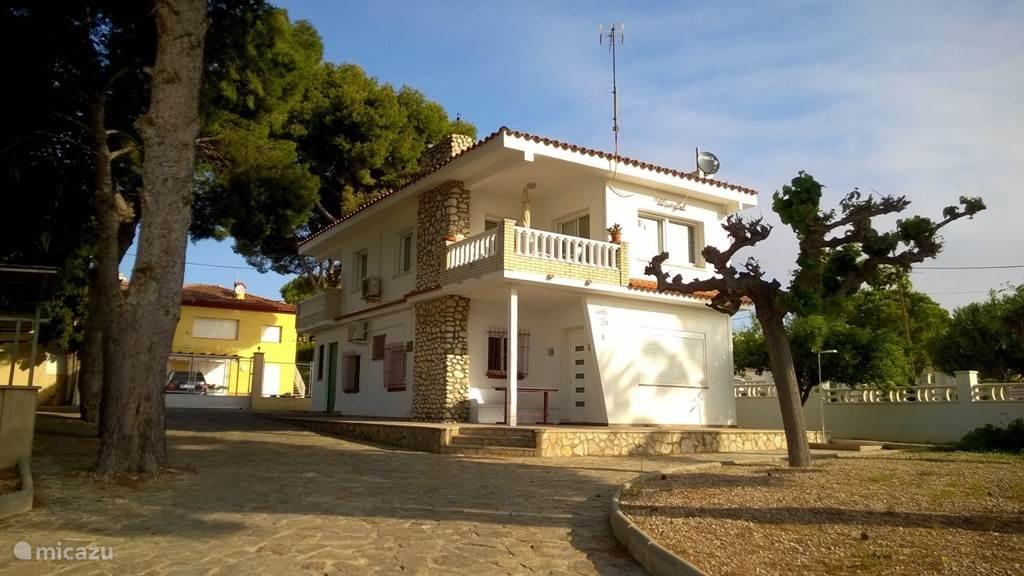 Vakantiehuis Spanje, Costa Dorada, Sant Carles de la Ràpita appartement MARYSOL Sant Carles de la Rápita