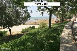 Playa Capri.
