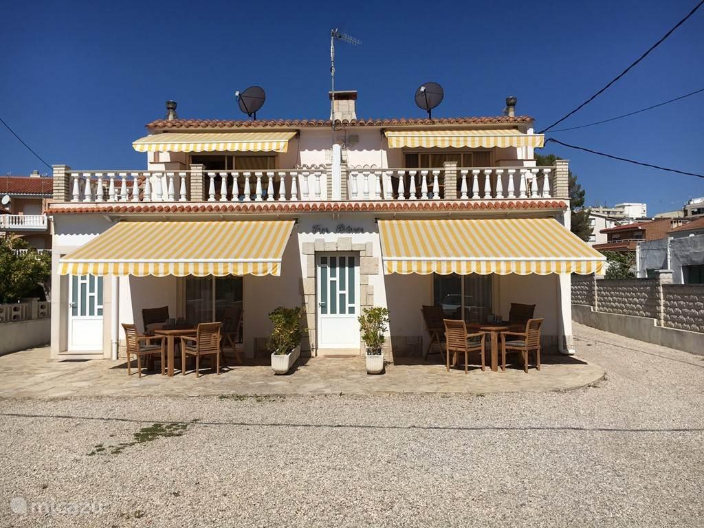 2 pers.bovenapp. a/h strand van Sant Carles de La Rápita