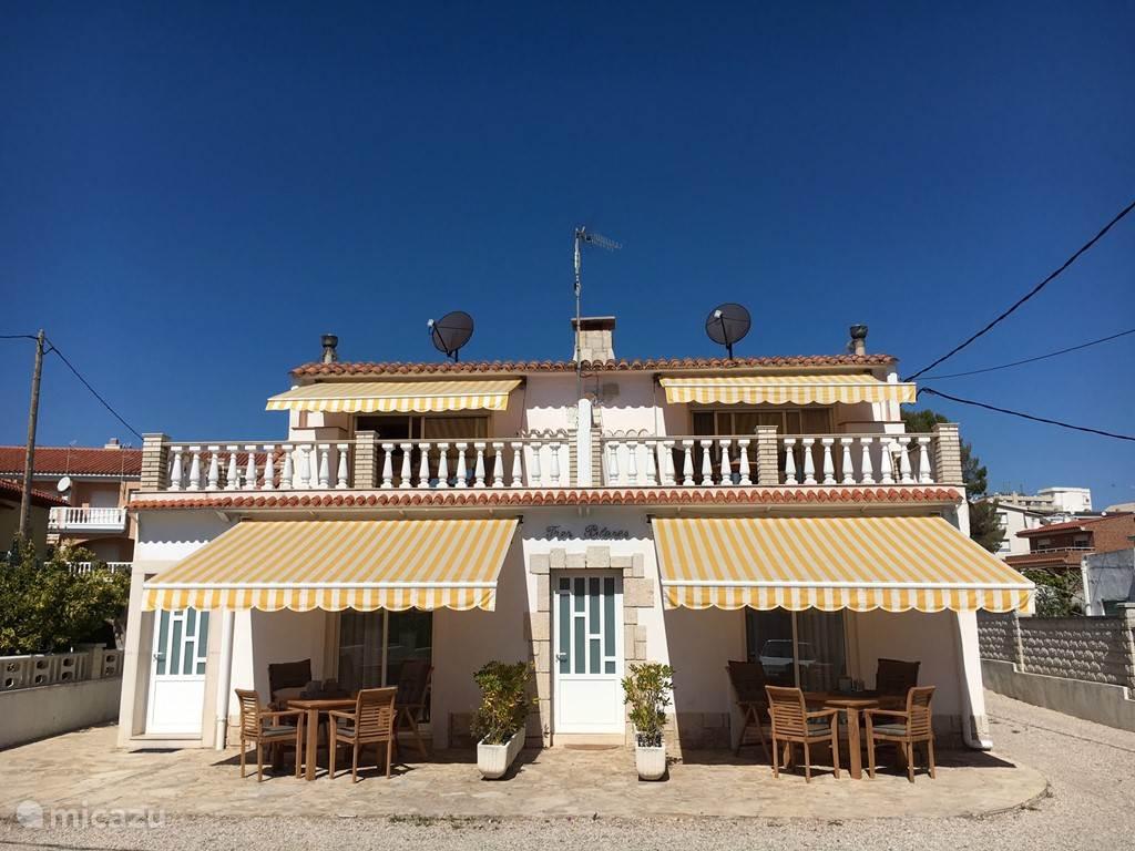 Vakantiehuis Spanje, Costa Dorada, Sant Carles de la Ràpita appartement Casas Sitori Appartement 4