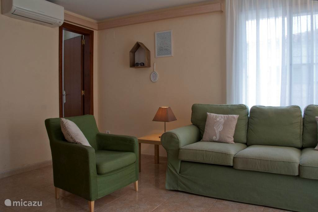 Vakantiehuis Spanje, Costa Dorada, Sant Carles de la Ràpita Appartement Casas Sitori Appartement 3