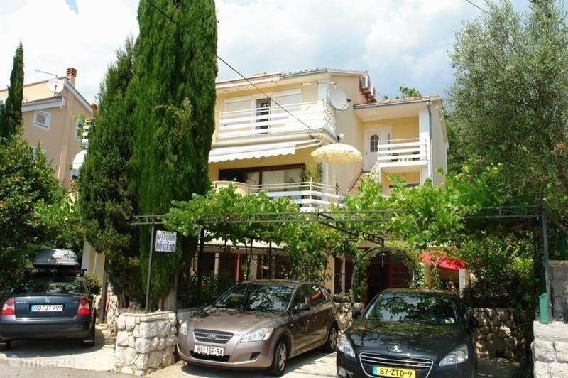 Vakantiehuis Kroatië, Kvarner, Dramalj Appartement App.Velebit     AII   Huis ook  t.k.