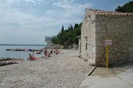 authentiek vissershuisje aan het strand 150 m van het huis
