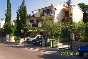 Vakantiehuis Kroatië, Kvarner, Dramalj - appartement App.Velebit     AIII   Huis ook t.k.