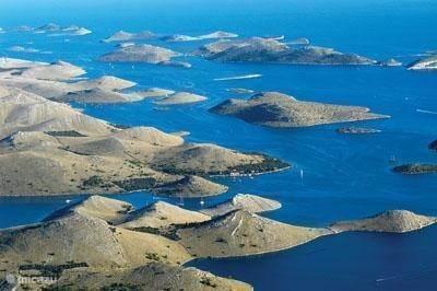Kornati - archipel