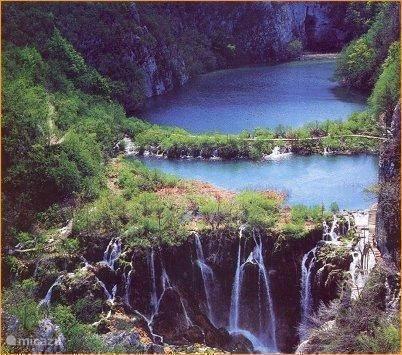 De Plitvice watervallen