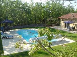 Swimming ideally situated, full sun with adequate shade