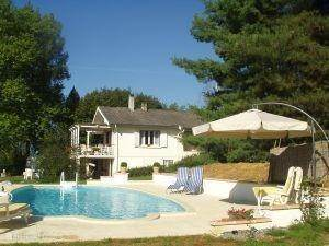 Long term rental, France, Midi-Pyrenees, Ganties, villa Mirasol