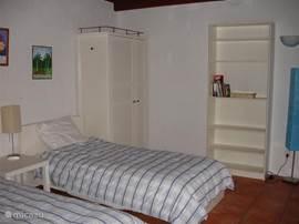 Annexe slaapkamer