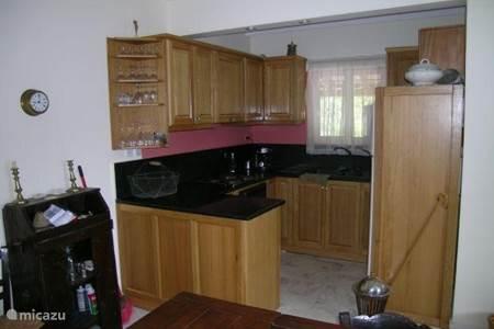 Verdere indeling van het huis