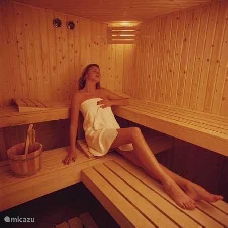 Sauna, Beauty en Ontspanning