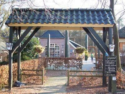 Pannenkoekenboerderij De Heikamp, het begin van veel wandelroutes
