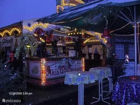 Duitse Weihnachtsmarkt