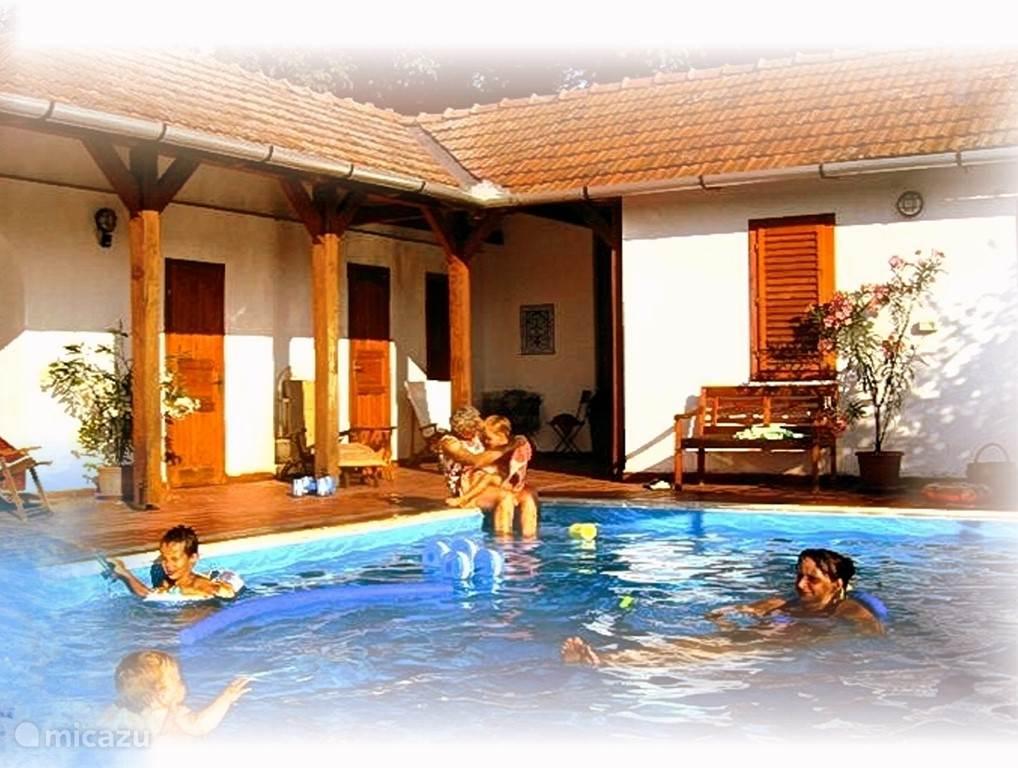 Ferienwohnung ungarn baranya boldogasszonyfa ferienhaus almahof