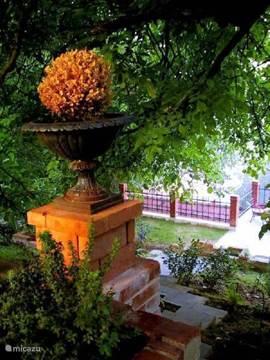Terrasen en tuinen