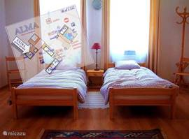 Slaapkamer grote huis
