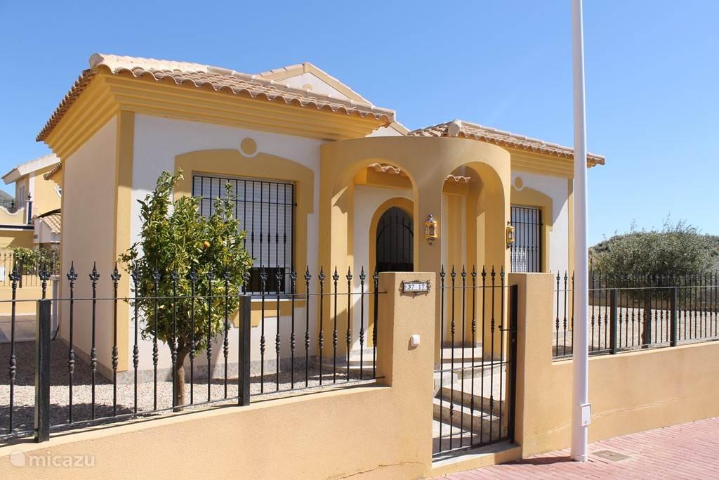 Vakantiehuis Spanje, Costa Cálida, Mazarrón Villa Villa troica