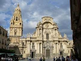 Op een half uurtje rijden bevinden zich de prachtige historische steden Cartagena en Murcia. Hier kunt u heerlijk door de oude straatjes dwalen en vindt u veel leuke winkeltjes en restaurants. Ook zijn er een aantal grote shoppingmalls, voor als u nog niet uitgewinkeld bent.