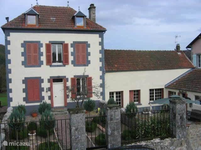 Vakantiehuis Frankrijk, Bourgogne, Plainefas Vakantiehuis Le Frutier