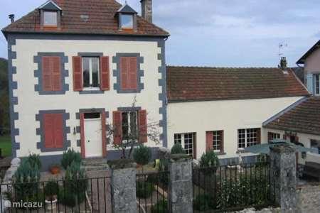 Vakantiehuis Frankrijk, Nièvre, Plainefas vakantiehuis Le Frutier