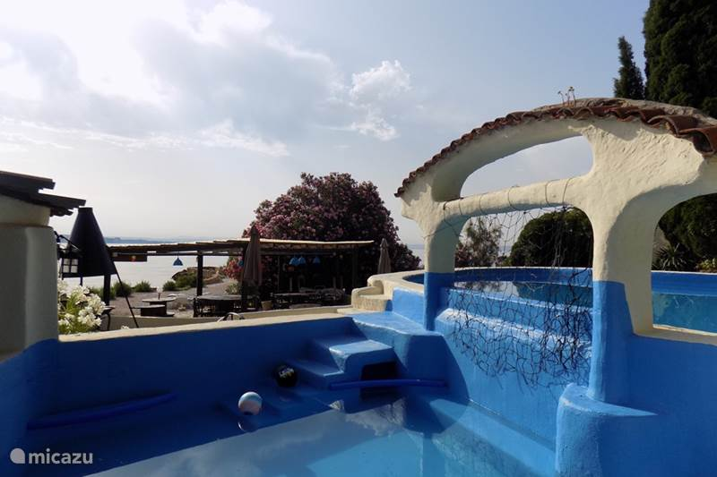 Vakantiehuis Frankrijk, Bouches-du-Rhône, Istres Vakantiehuis La Côte Plage - Le Domaine