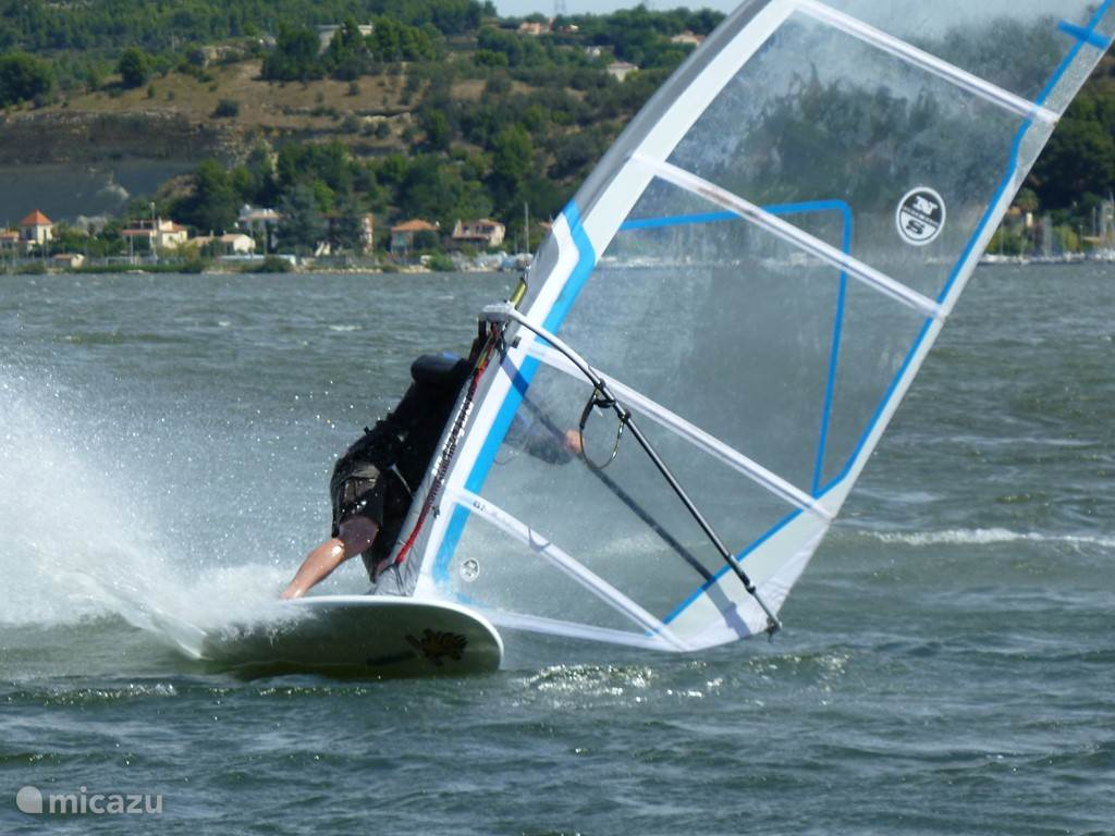 windsurfen, neem je plank mee !