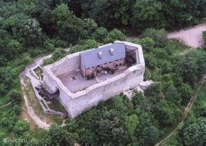 Mare fortress in Magyaregregy