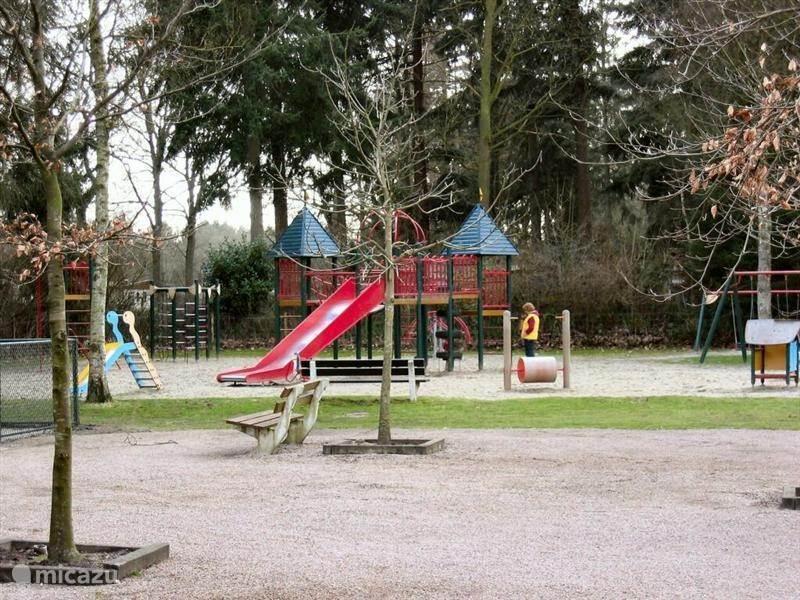 Het recreatiepark NoordWestKanje/LaagKanje I
