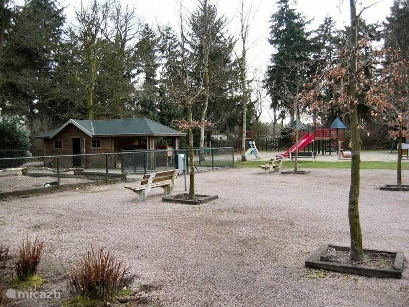 Het recreatiepark Noordwestkanje/Laagkanje II