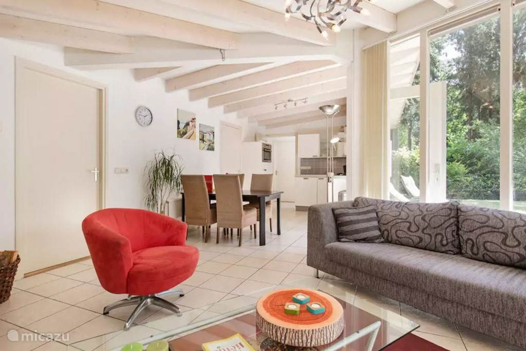 Vakantiehuis Nederland, Utrecht, Maarn Bungalow Casa Amarillo