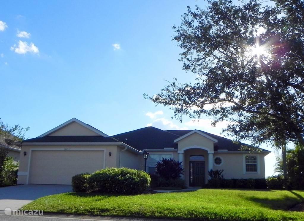 Vakantiehuis Verenigde Staten, Florida, Bradenton - Sarasota Villa Sandhill Crane