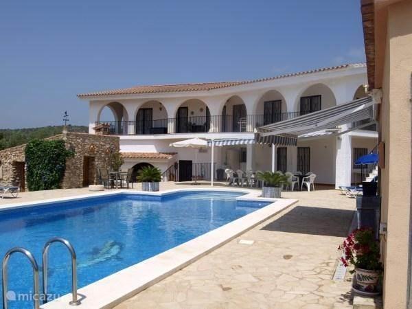 Vakantiehuis Spanje, Costa del Azahar, Calig Villa Finca Tierra Roja - Calig
