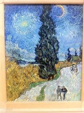 Het Kröller Muller heeft een grote Van Gogh collectie