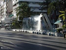 Torrevieja centrum op 15 min. lopen