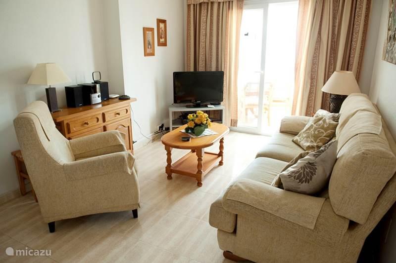Vakantiehuis Spanje, Costa Blanca, Torrevieja Appartement Nortico 5