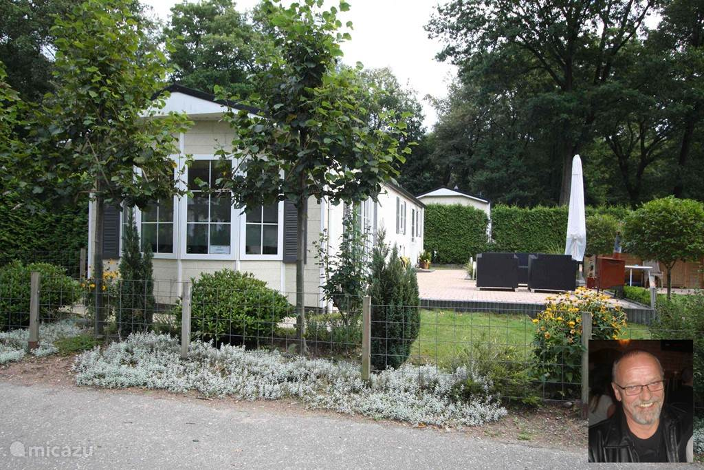 Vakantiehuis Nederland, Gelderland – chalet Plek Zat!