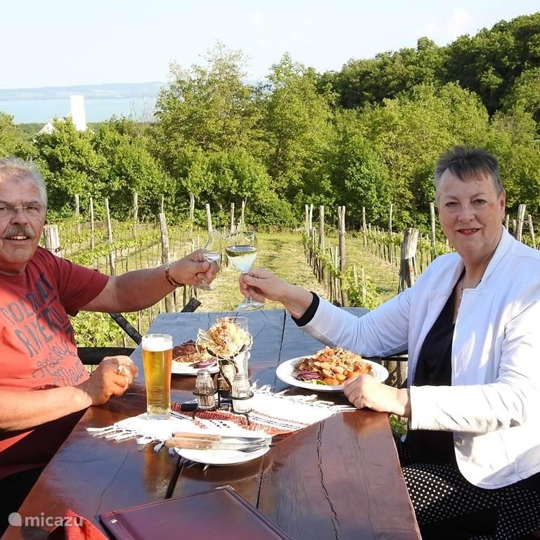 Frans en Yvonne Bouwman