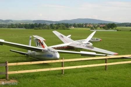 Vliegen in Strunkovice nad Blanice