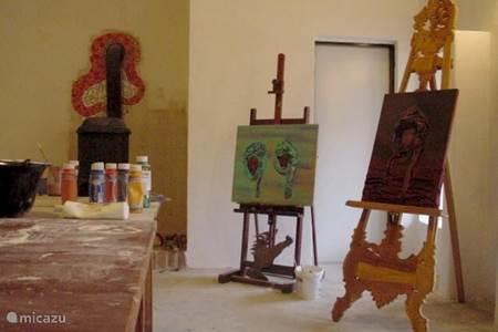 Creatief zijn in Zichovec