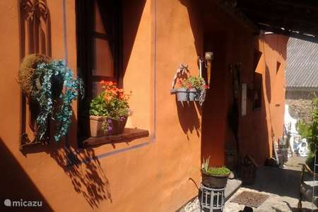 Vacation rental Czech Republic, South Bohemia, Strunkovice nad Blanicí apartment Dum Zichovec
