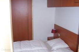 2-Persoons slaapkamer met inbouwkast