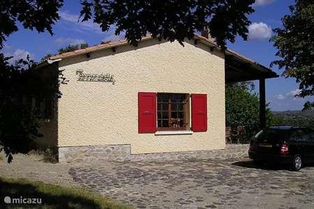 Vakantiehuis Frankrijk, Ardèche, Mirabel bungalow Tarnondette