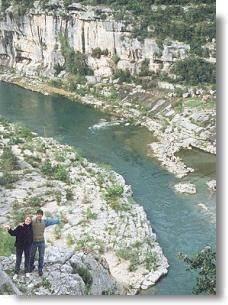 de Gorges de l'Ardèche