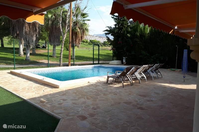 Vakantiehuis Spanje, Costa Blanca, Bonalba Villa Jacaranda