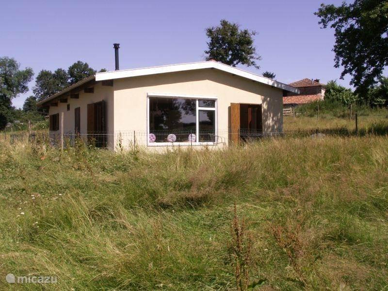 Vakantiehuis Frankrijk, Poitou-Charentes, Lessac bungalow L`hirondelle