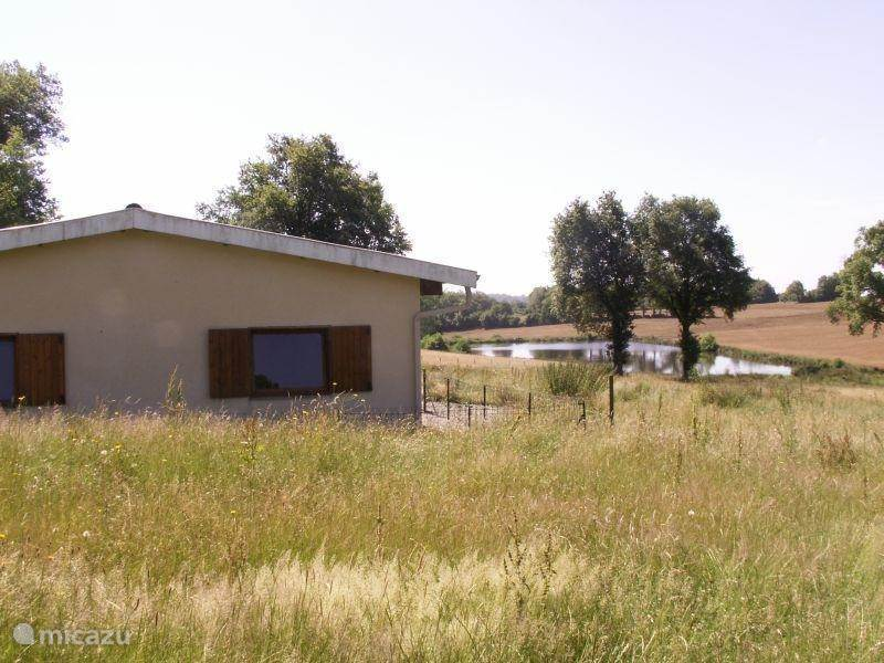 Vakantiehuis Frankrijk, Charente, Lessac Bungalow L`hirondelle